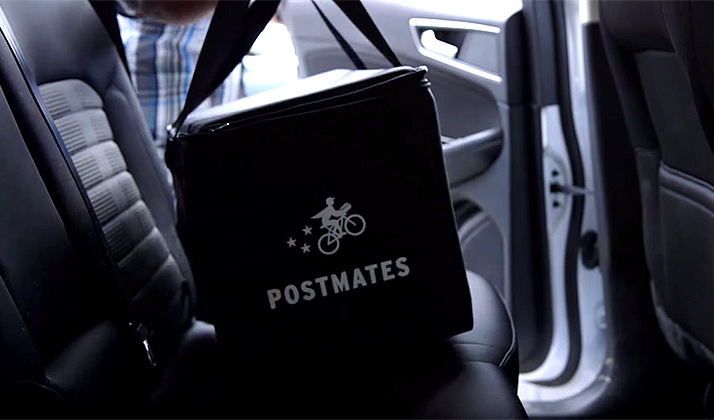 A Love Letter To Postmates