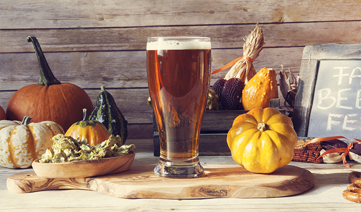 Get A Blumpkin: The Pumpkin Spice Latte For Beer Drinkers