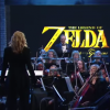 Here's An Orchestra Playing The Legend Of Zelda Theme On Colbert Last Night