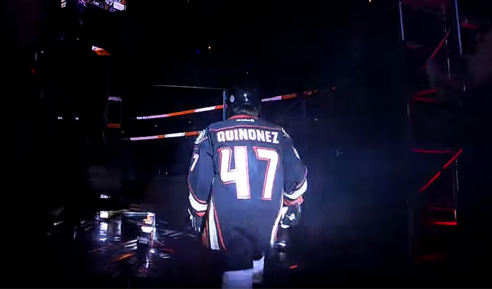 Watch The Anaheim Ducks Fulfill A Touching Make-A-Wish And Try Not To Cry