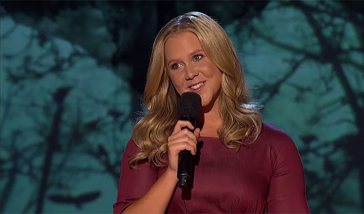 Some Of The Best Amy Schumer Stand-Up In Preparation For Tomorrow's HBO Special
