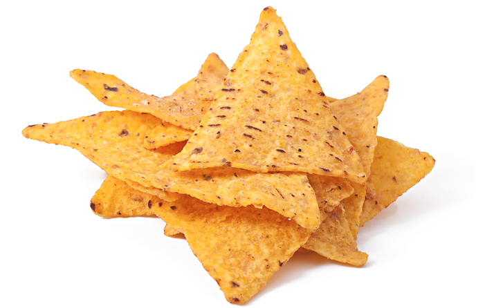 Guy Calls Police Because He's Too High, Found In Pile Of Doritos