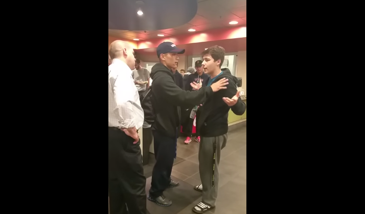 Entitled Little UConn Turd Wants Mac And Cheese With His Beer, Gets Arrested