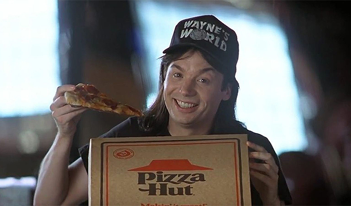 New Study Suggests The Men Eat More Pizza When Trying To Impress A Lady