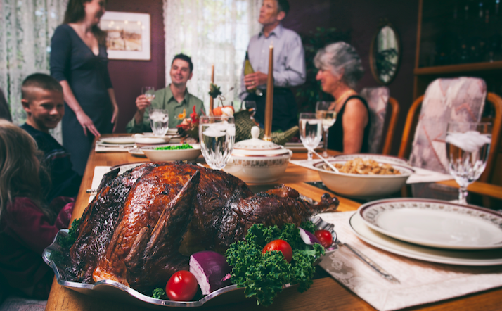 The Ultimate Guide To Crushing Your Thanksgiving Day