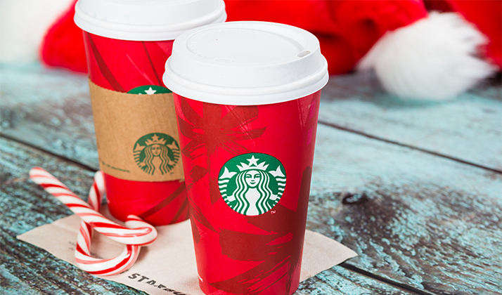 There Are More Important Things To Be Outraged About Than Starbucks Holiday Cups