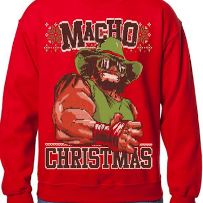 Macho Christmas