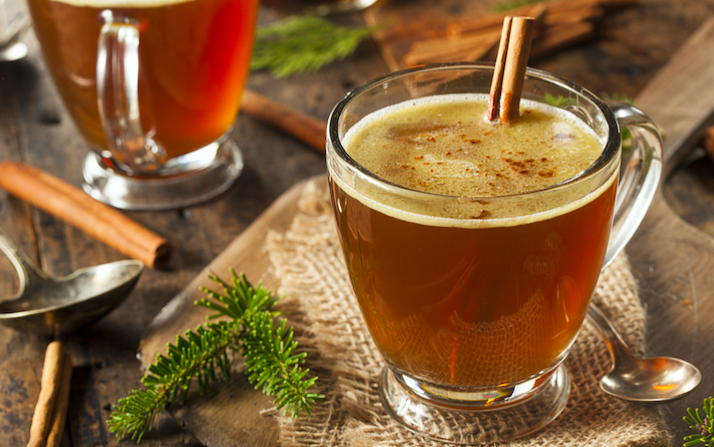 5 Holiday Cocktails To Get You Hammered Enough To Power Through
