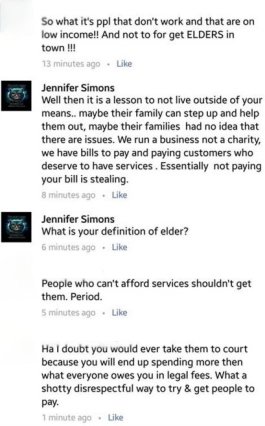 Canadian Cable Company Facebook-Shamed Customers That Didn't Pay
