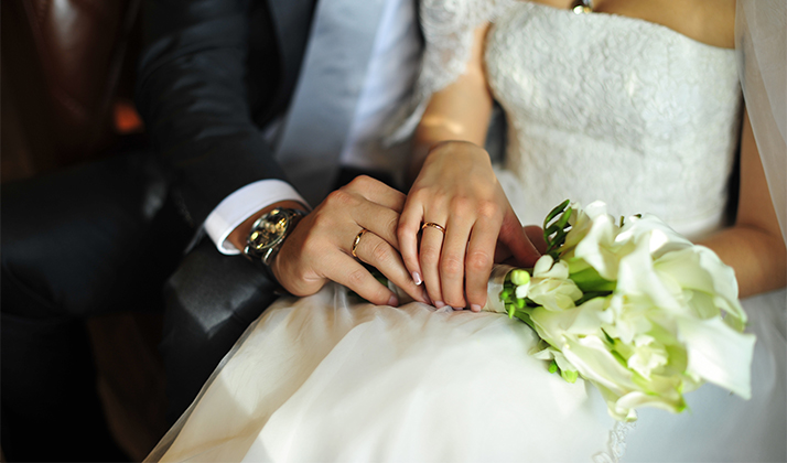 A Template For Writing Realistic Wedding Vows