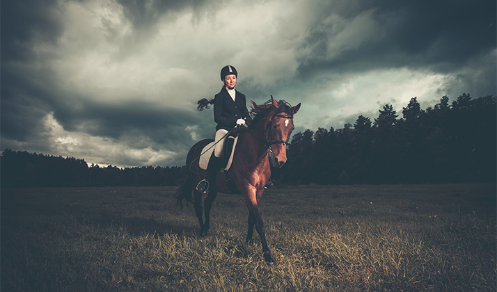 Why Equestrian Women Are Crazy