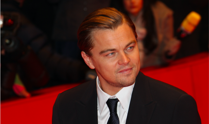 Leonardo DiCaprio Brushes Off Bear Rape Controversy And Parties With Lenny Kravitz, Lupe Fiasco, Everyone Else