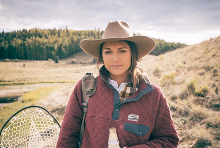 Maddie Brenneman Is The Scorching Fly Fishing Guide Who Just Put Every Girl In The World On Notice
