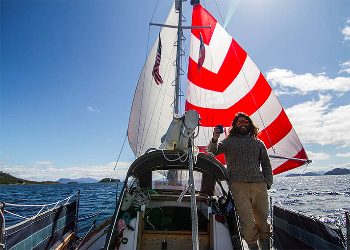 This Dude Who Quit His Job, Bought A Boat, And Sailed To Patagonia Has The Secret To Retiring At 25 Years Old