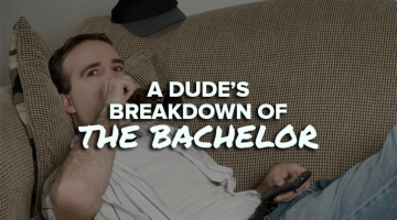 "A Dude's Breakdown Of Week 2 Of ""The Bachelor"""
