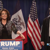 Tina Fey Made A Triumphant Return To SNL As Sarah Palin Last Night