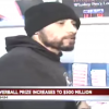 "Dude Gets Asked On Live TV What He'd Do With Powerball Winnings, Responds ""Hookers And Cocaine"""