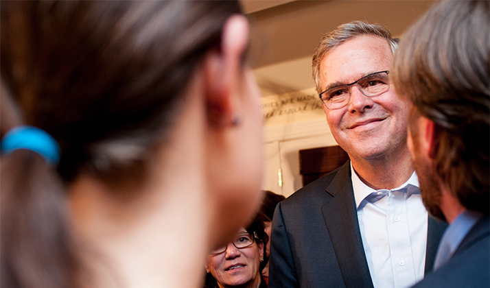 Jeb Bush Allegedly Used To Abuse And Traffic Cocaine Back In The '80s, Which Is Big For His Street Cred