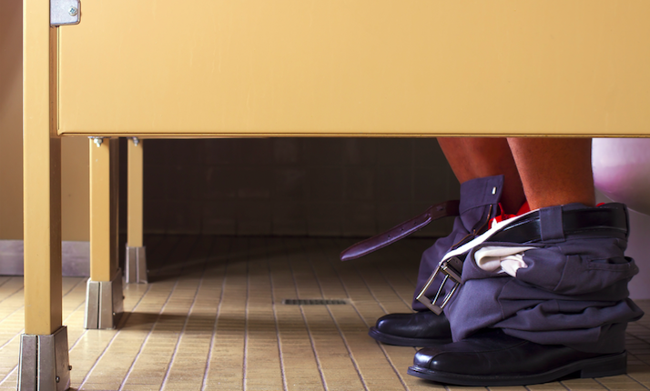 Bad Things Can Happen When You Mess With Your Employees' Bathroom Breaks