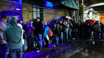 Life Is Too Short To Wait In Line For A Bar