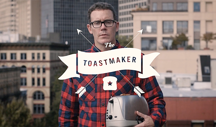 This Guy's Video About Making Toast Perfectly Trolls Every Hipster