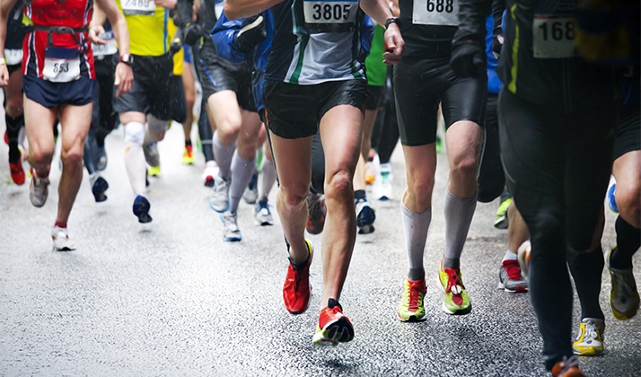 How To Run A Half-Marathon: A Guide For Slackers