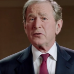 Jimmy Kimmel Did A Hilariously Fake George W. Bush Campaign Ad For Jeb