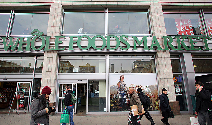 The Official Guide To Shopping At Whole Foods