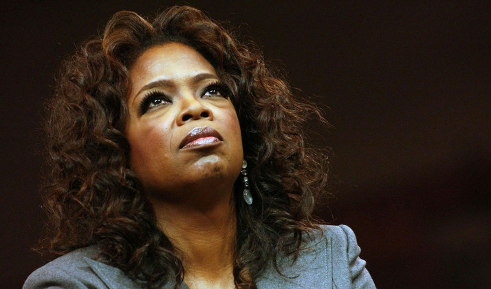 Five People That Had A Worse Weekend Than You: Oprah