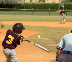 The First Time I Got Absolutely Shelled In Little League