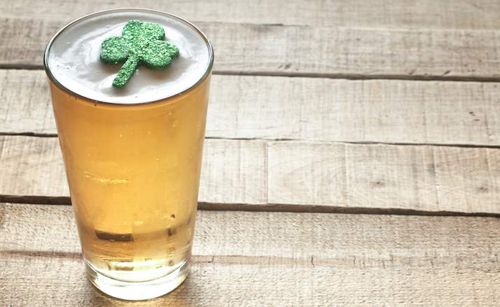 Here's A Nice Little St. Paddy's Playlist To Prep For Your Blackout