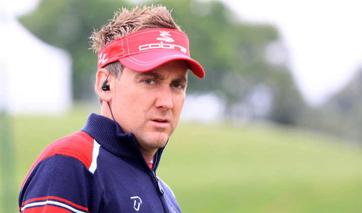 Guy Who Heckled Ian Poulter Got Canned After Poulter Alerted His Employer On Twitter