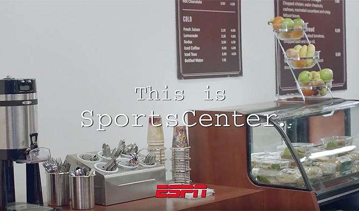 Power Ranking The Funniest 'This is SportsCenter' Commercials