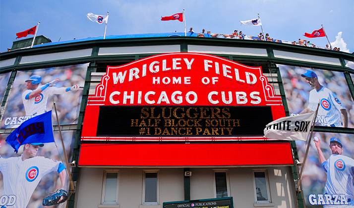 Celebrate Because The Chicago Cubs Are Bringing Sunday Brunch To Wrigley Field