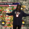 For Some Reason, A Salt Lake City News Station Had Flavor Flav Do Their Weather Forecast