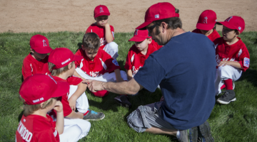 8 Rules For Sports Parents