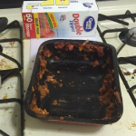 I Just Ate A Family Size Stouffer's Lasagna All By Myself