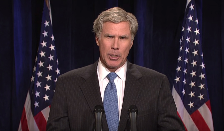 Are We Sure That Will Ferrell Playing Ronald Reagan In A New Movie Is The Best Idea?