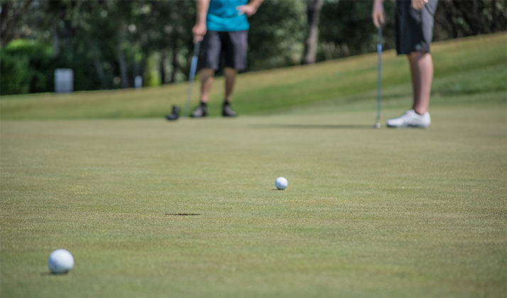 How To Turn Your Hangover Into A Successful Round Of Golf