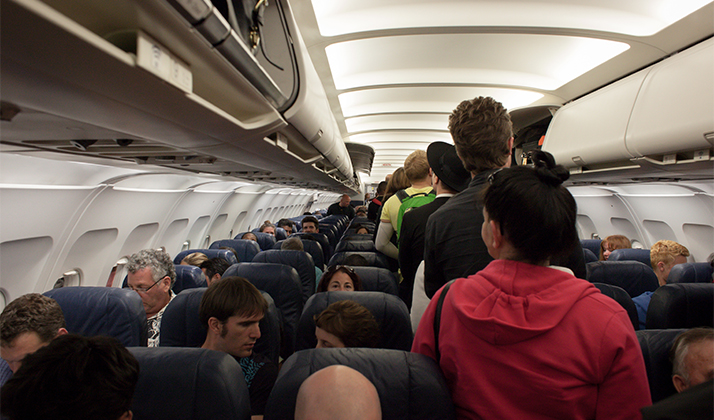The 5 Worst People On Your Flight
