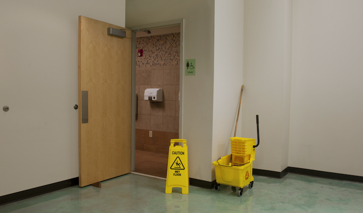 What I Learned After Completely Defiling Our Janitor's Hard Work