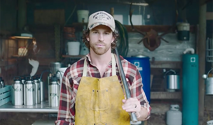 Yeti's Video About Jordan Shipley Milking Elk Is All Kinds Of Ridiculous