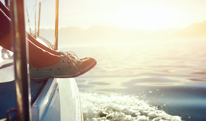 It's Time To Hang Up The Boat Shoes