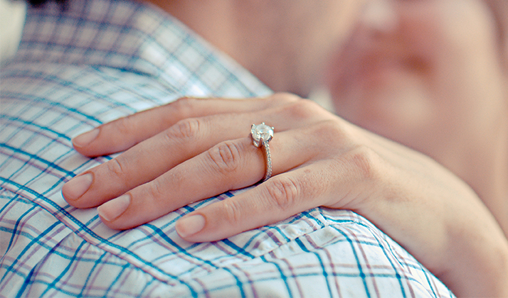 Dude Sues Ex-Fiancee For Trying to Run Away With $30K Engagement Ring