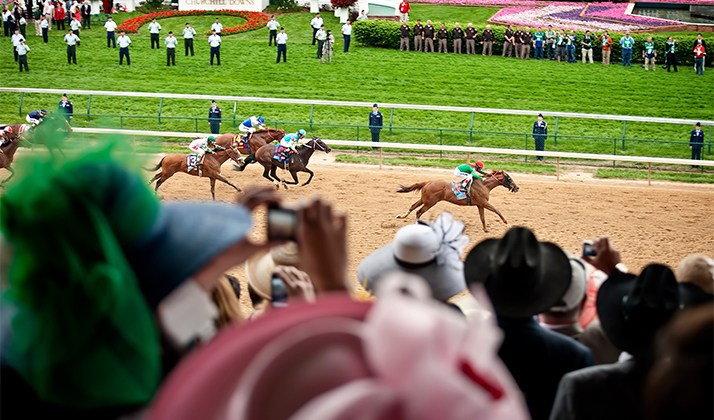 The Chronicles Of Todd: The Kentucky Derby, Part III