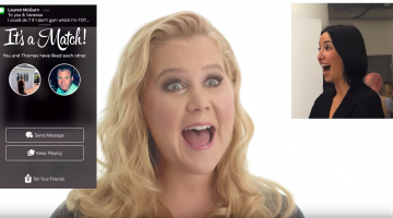 Amy Schumer Took Over This Girl's Tinder Account And They Recorded The Whole Thing