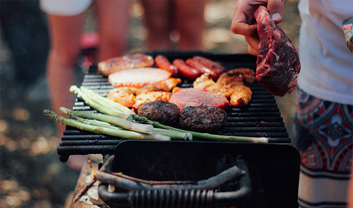 Grilling Out: The Magic Of A Summer Spent In The Midwest