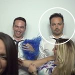 This Beaten-Down Man In A Wedding's Slo-Mo Photo Booth Is Every Single One Of Us
