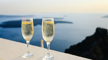 Tensions Are High In The Hamptons Over Escalating Champagne & Rosé Prices