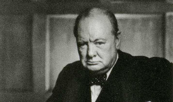 The Details Of Winston Churchill's Spending Make Him Sound Like A Total Animal
